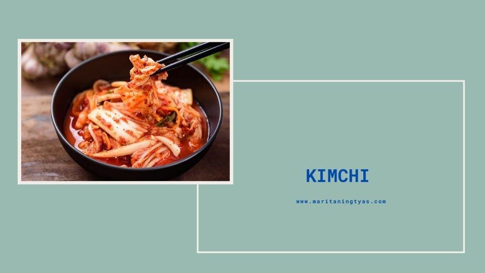 kimchi dari korea