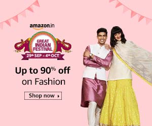 Navratri Special Offer 2019 Get Best Discount On Amazon and Flipkart Sales