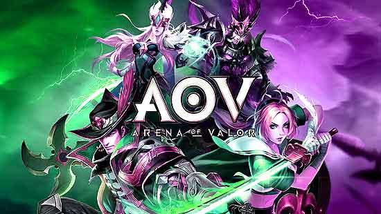 AOV - Arena of Valor Mod Apk