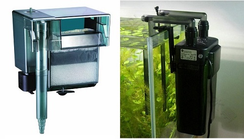 How to select a fish tank filter