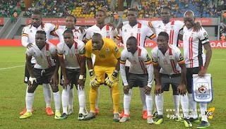 قائمة منتخب أوغندا في كأس أمم أفريقيا 2019