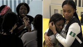 Big Brother Naija Lockdown: Ka3na and Wathoni are the first two BBNaija Housemates to fight each other