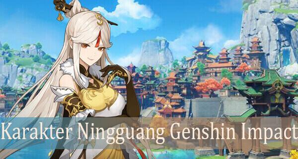Ningguang Genshin Impact Build