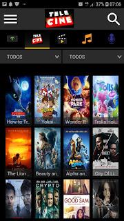 تحميل تطبيق iptv لمشاهدة جميع القنوات العربية و بي ان سبورت بث مباشر(Tv gratis.apk  (tele cine
