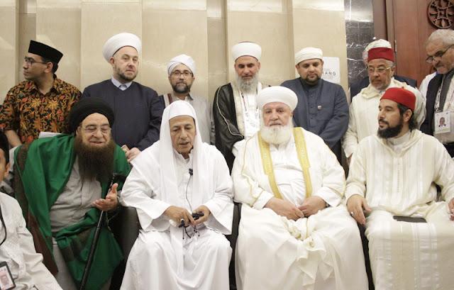 Habib Luthfi Yakin Forum Sufi Dunia Jadi Mercusuar Islam