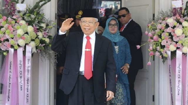 Analisis Refly Harun Jika Jokowi Mundur, Ma'ruf Amin Ambil Alih Jadi Presiden Lalu Begini