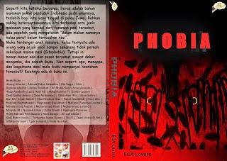 buku tentang phobia, cerita tentang phobia, buku cerita phobia, macam-macam phobia,