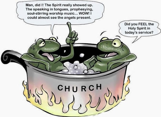 Image result for end times deception in the church