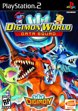 Digimon World Data Squad PS2 GAME ISO
