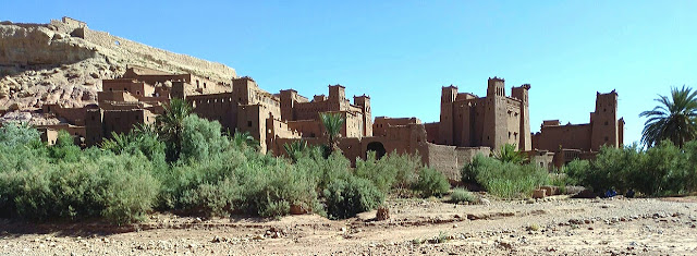 Ksar; Kasbahs; Kasbah; Casba; Ait Ben Hadu; Aït Benhaddou; Ath Benhadu; Aït Ben Haddou; ت بن حدّو; ⴰⵢⵜ ⴱⴻⵏⵃⴰⴷⴷⵓ; Marruecos; Morocco; Maroc; المغرب