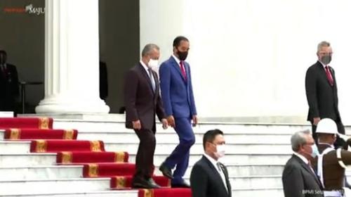 Kritik PM Muhyiddin, Warganet Malaysia Serbu Facebook Jokowi: Pak Jokowi Awasi Pintu Belakang Istana...