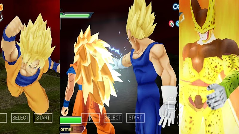 New Android Game DBZ TTT MOD With New Custom Attacks