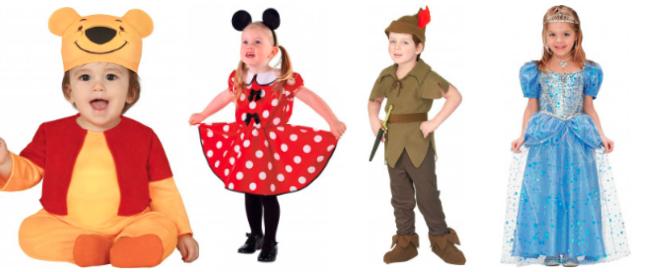 Thema feestje kinderen Disney