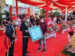 JIPS Terima Penghargaan di Hari Jadi Provinsi Sulut ke-57