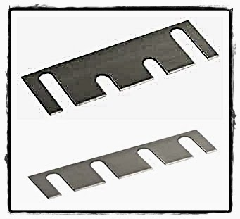 House of Doors - Roanoke, VA code approved metal hinge shim