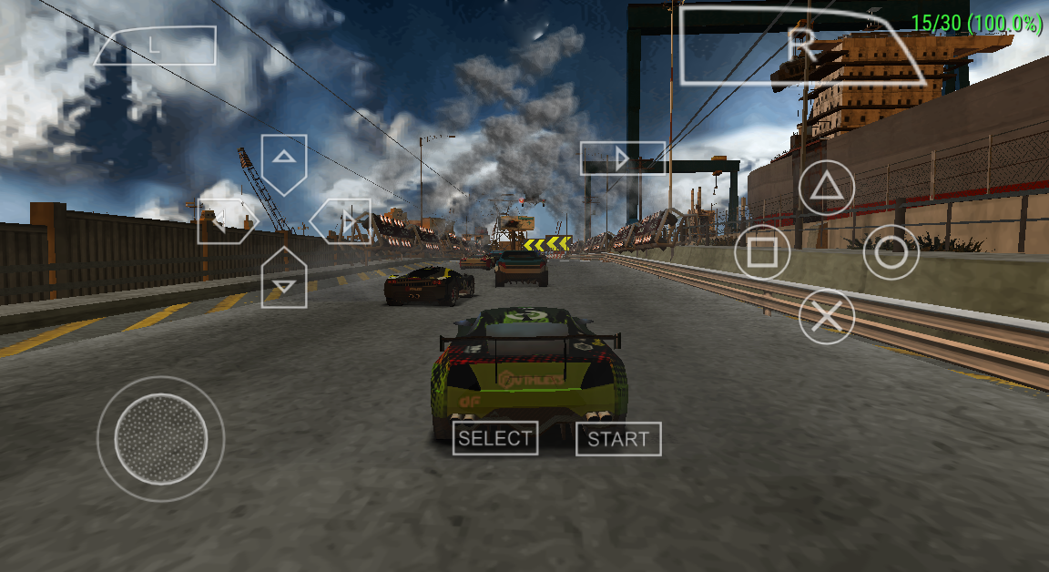 Download Split Second Velocity PSP ISO CSO | Senpaigame ... | 1152 x 628 png 753kB