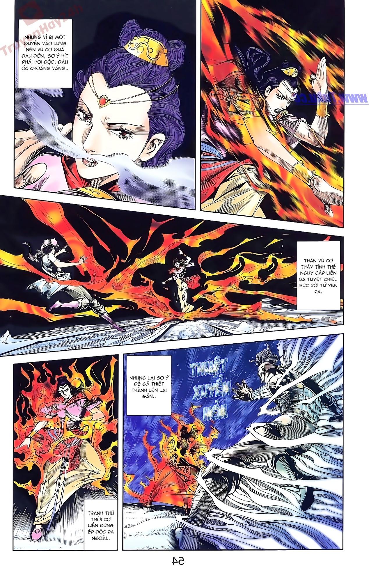 Tần Vương Doanh Chính chapter 51 trang 21