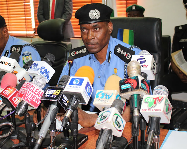 Details of IG of Police meeting with South-west governors