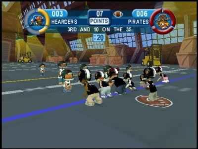 Backyard Football 2006 | Free Games Download