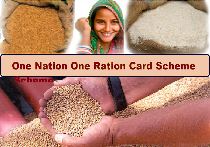 1 Nation 1 Ration Card scheme implemented in 4 states Of India