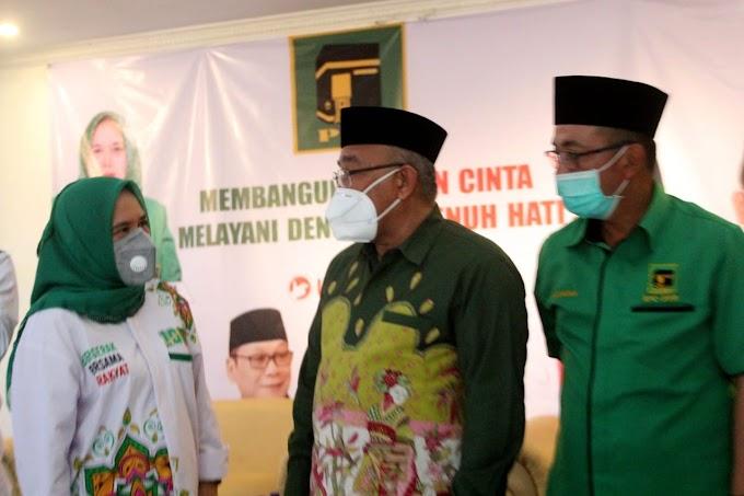 PPP Komitmen Perjuangkan MTs Negeri Tiap Kecamatan