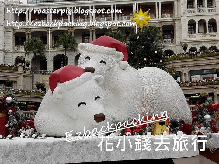 2020年尖東聖誕燈飾