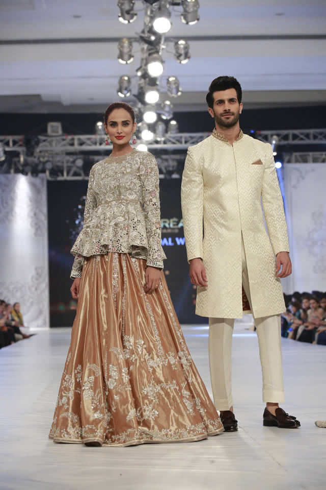Pakistan Fashion Design Council (PFDC) L`oreal Paris Bridal Week 2016 Pakistan in HQ Pictures