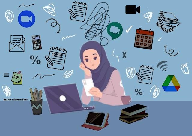 Psikologis Mahasiswa dalam Bayang-bayang Kuliah Daring