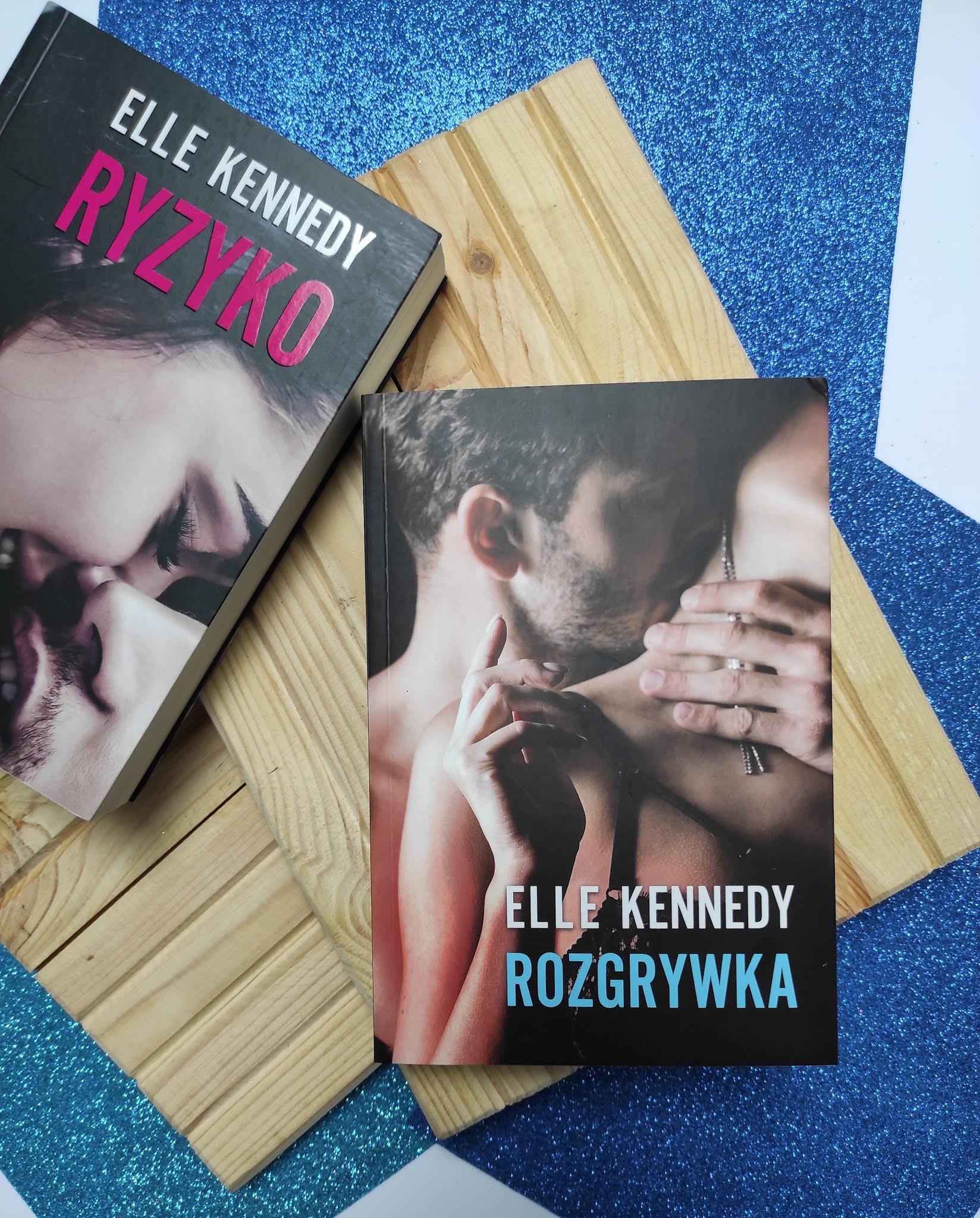 """""""Rozgrywka"""" Elle Kennedy - recenzja"""