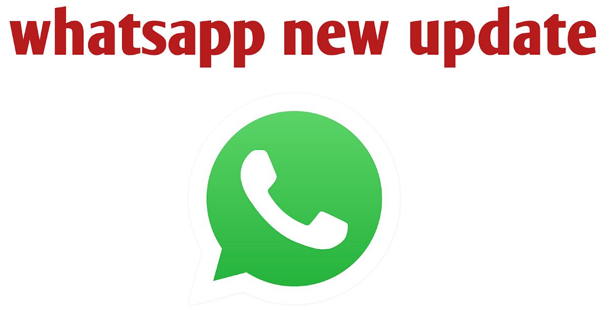 Updates Whatsapp