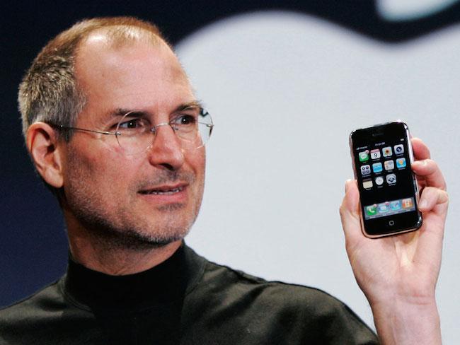 Cuộc Đời Steve Jobs