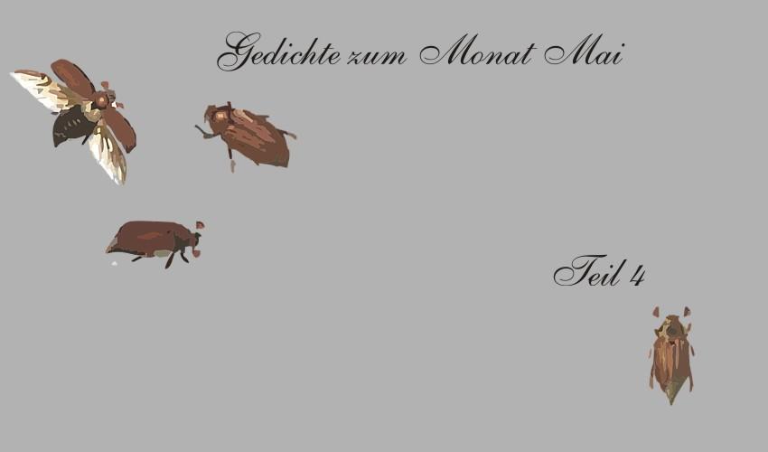 Gedichte Und Zitate Fur Alle Gedichte Zum Thema Monat Mai Teil 4
