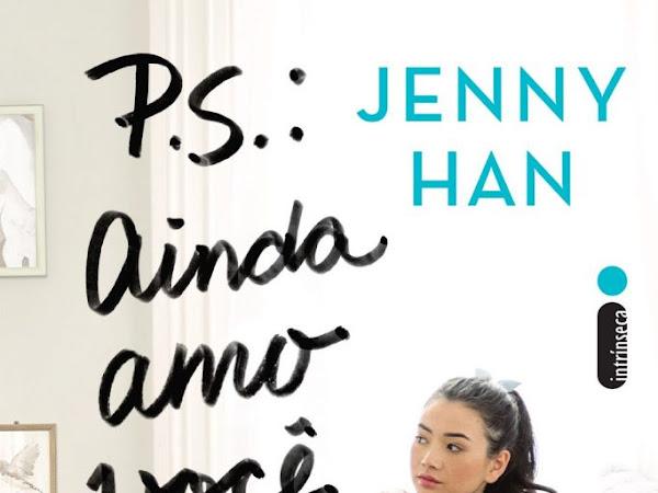 [resenha] P. S.: AINDA AMO VOCÊ - JENNY HAN