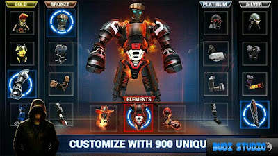 Real Steel Boxing Champions Mod Apk Android 2