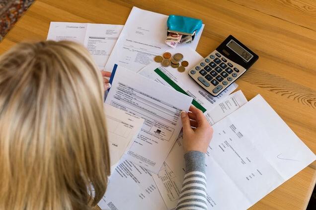 Organize sua vida financeira