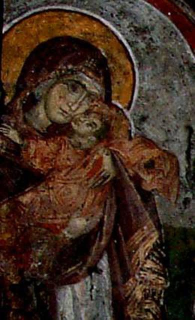 Богородица Елеуса - Св. Димитрие -црква од XIV век во село Градешница - Мариово