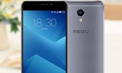 Cara Screenshot Meizu M6 Note Terbaru 2017