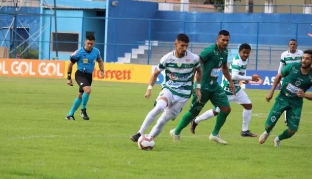 Brasileiro C, Altos vence Manaus jogando em Teresina