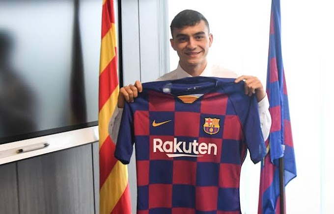 Barcelona new signing Pedri had a failed trial at Real Madrid before barca move