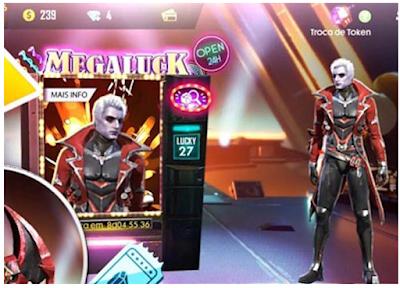 Bundle vampire || Bocoran Diamond Royale Free Fire Yang Akan Hadir Setelah Maintenance FF