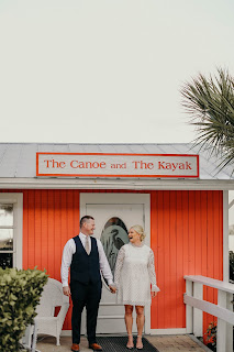 captiva island wedding photograph canoe and kayak tween waters wedding