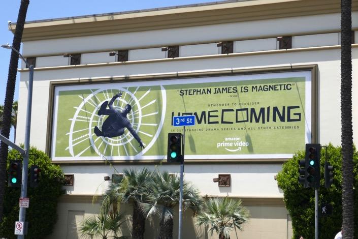 Stephan James Homecoming season 1 Emmy FYC billboard