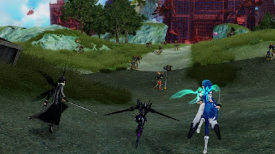 Download Game Accel World VS Sword Art Online Deluxe Edition PC