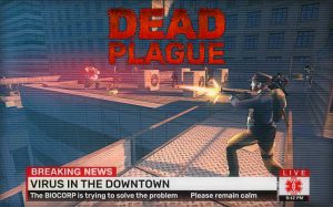 Game Dead pplague Apk Full Zombie Outbreak Release