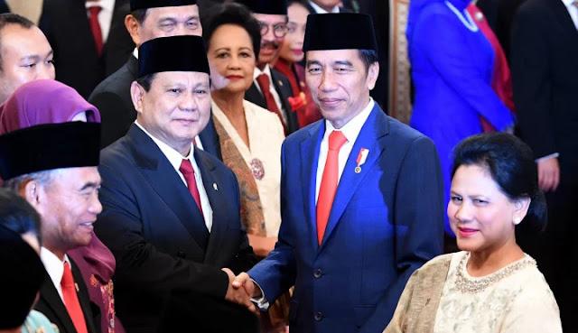 Untuk Tahun Depan, Prabowo Minta Duit ke Jokowi Rp129 T