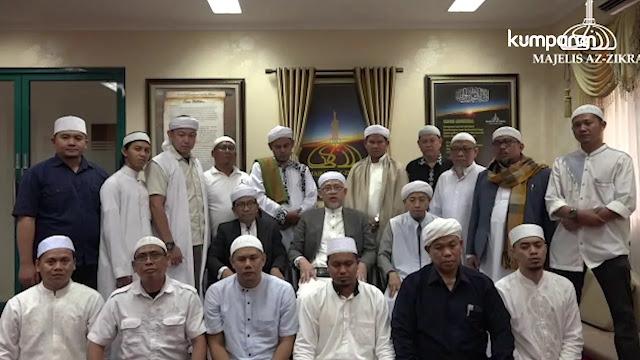 Majelis Az-Zikra Arifin Ilham Nyatakan Dukungan ke Prabowo-Sandi