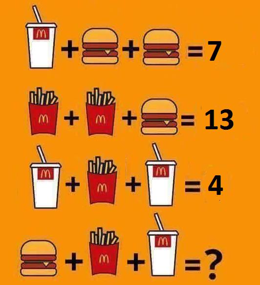 Improving The Mcdonalds Maths Meme Matheminutes