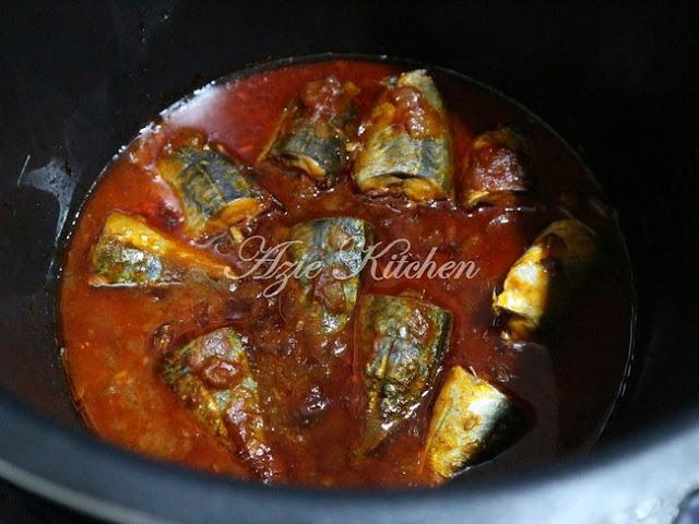 Homemade Sardine Dengan Periuk Noxxa