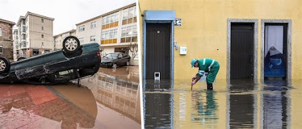 Σαρώνει η «Έλσα»: Νεκροί και πλημμύρες στη δυτική Ευρώπη