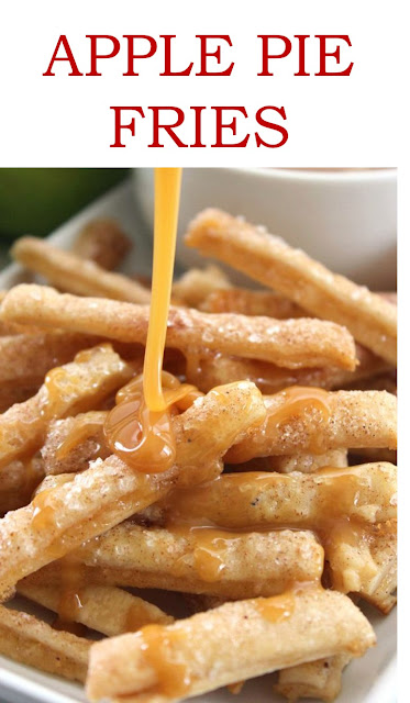 APPLE PIE FRIES #APPLE #PIE #FRIES #APPLEPIEFRIES